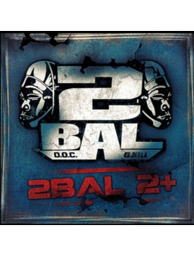"Album Cd ""2 Bal (D.O.C. & G.Kill) - 2 Bal 2+"""