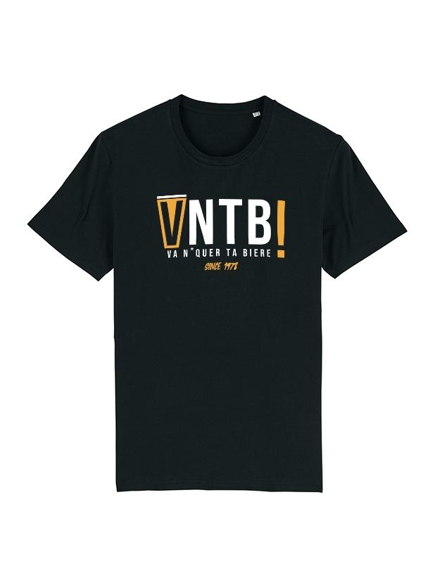 T Shirt Rocé Noir Va Niquer ...