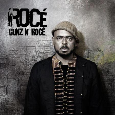 """Vinyle """"Rocé - Gunz n' Rocé"""""""