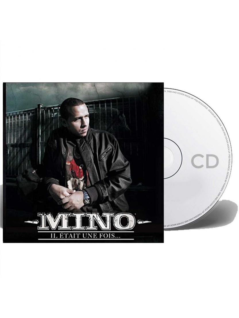 """Album Cd """"Mino"""" - il était une fois"""