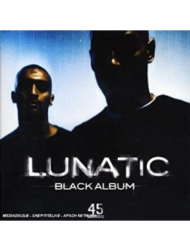 "Album Cd ""Lunatic - Black Album"""