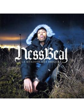 """Album Cd """"Nessbeal - La mélodie des briques"""""""
