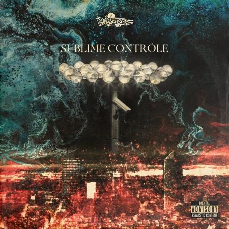 """Album Cd """"NM Scratcherz - Sublime contrôle"""""""