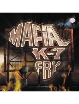 """Album cd Mafia K'1 fry """"La cerise sur le ghetto"""""""
