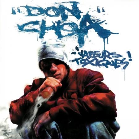 "Album Cd ""Don Choa - Vapeurs Toxiques"""