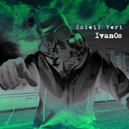 """Album Cd """"Ivanos - Soleil Vert"""""""