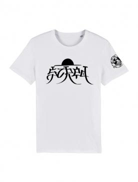 Tshirt Scred x TRN Blanc