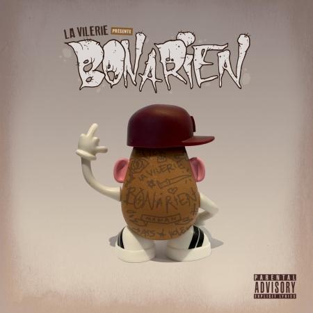 """Album Cd """"La Vilerie - Bon a rien"""""""