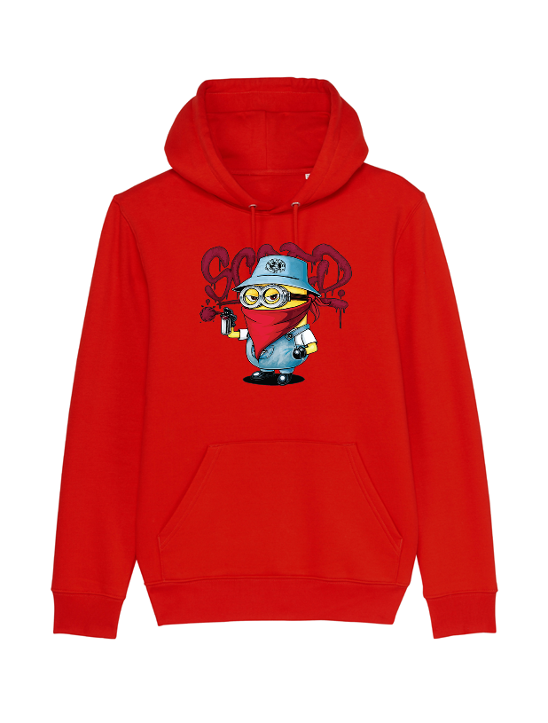 Sweat enfant Minion Rouge
