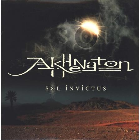 """Album Cd """"Akhenaton - Sol Invictus"""""""