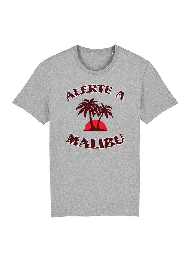 Tshirt Amadeus - Malibu gris