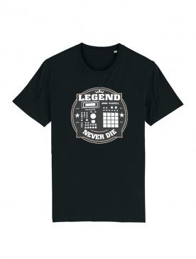 Tshirt Amadeus - MPC noir