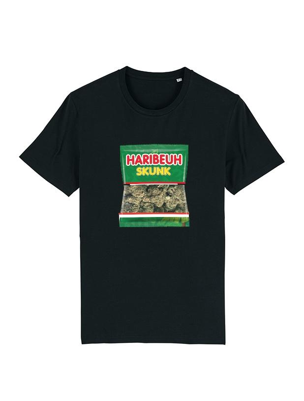 Tshirt Amadeus - Haribeuh noir
