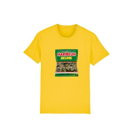 Tshirt Haribeuh jaune