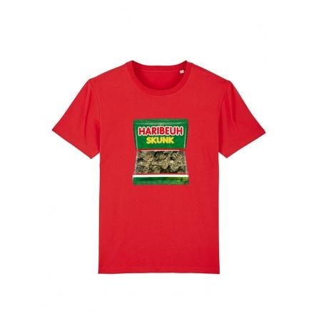 Tshirt Haribeuh rouge