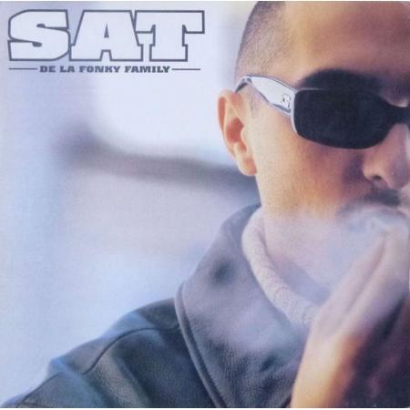 "Maxi Vinyle ""Sat (Fonky Family) - Reminiscences"""