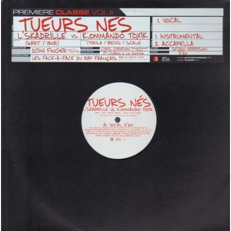 """Maxi Vinyle """"Premiere Classe Vol.2 - Tueurs nés"""""""