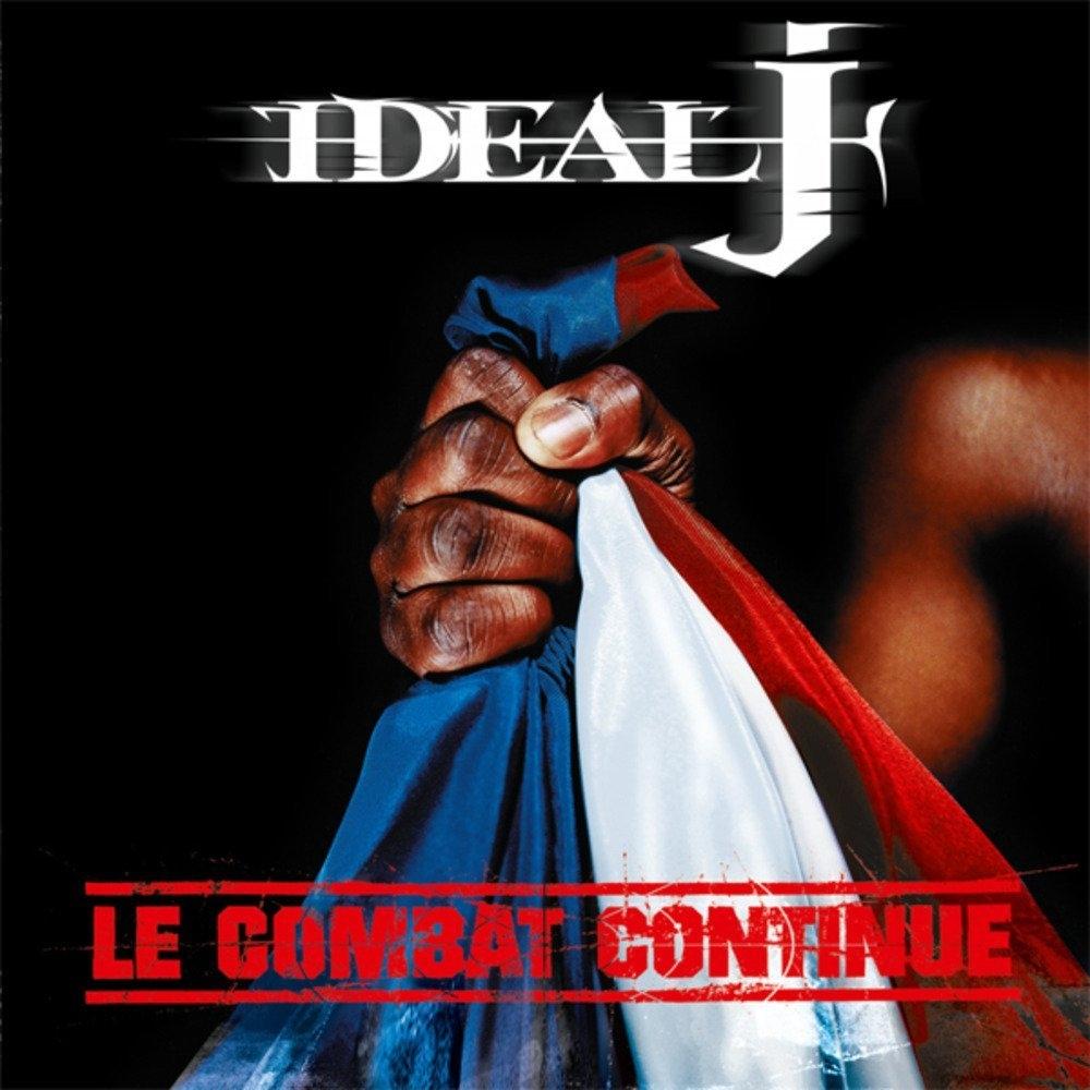 "Album Cd ""Ideal j - Le combat continue"""