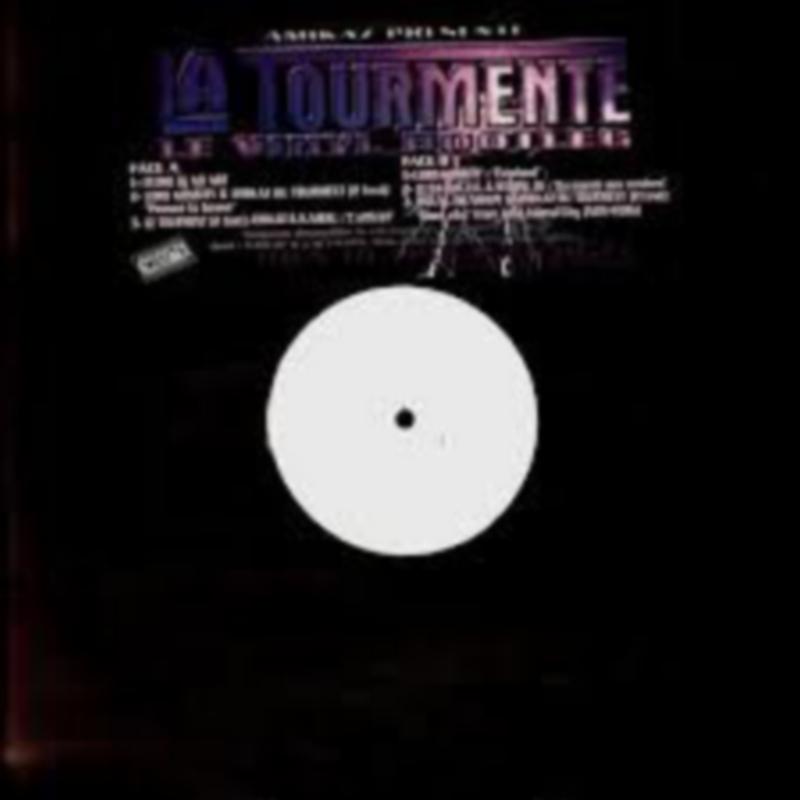 """Maxi Vinyle """"Amikaz présente """"La Tourmente"""" (Le Vivyl Bootleg)"""