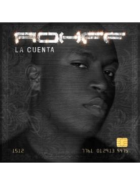 """Album Cd """" Rohff - La Cuenta """""""