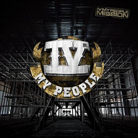 "Album Cd  ""IV my People - Mission"""
