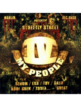 "Album Cd ""IV my people - Streetly Street"""