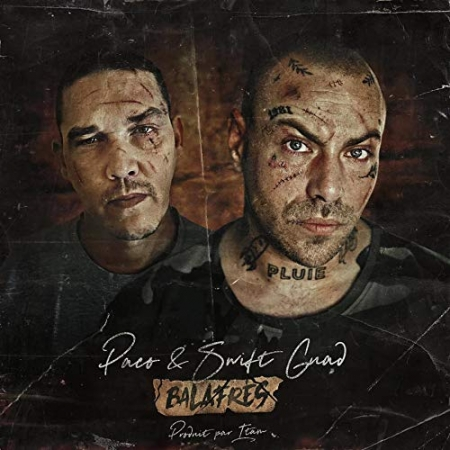"Album Cd ""Paco x Swift Guad balafrés"""