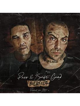 """Album Vinyle """"Paco x Swift Guad balafrés"""""""