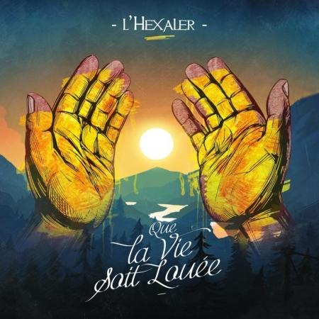 """Album vinyle """"L'Hexaler - Coups rageusement"""""""