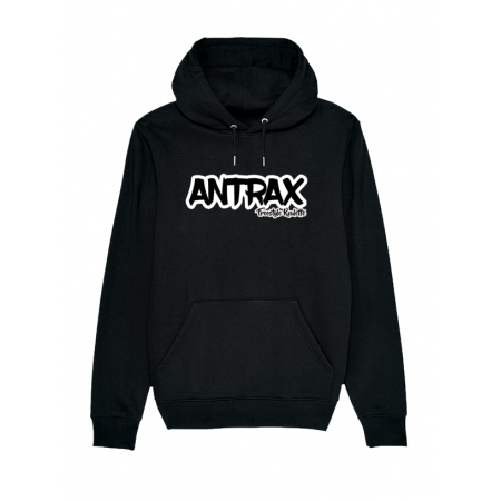 Sweat capuche antrax freestyle roulette