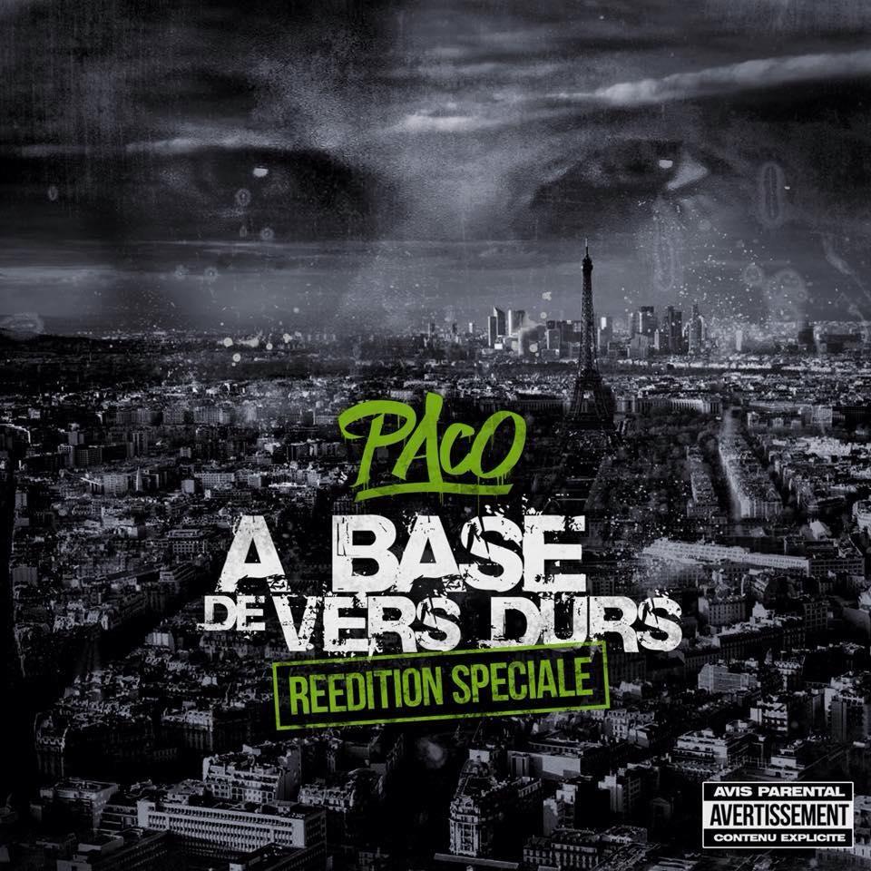 """Album Cd """"Paco - A base de vers durs (Réédition Spéciale)"""""""