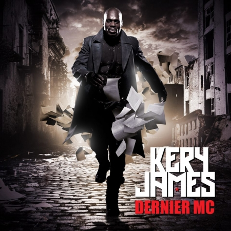 "Album Cd ""Kery James - Dernier Mc"""