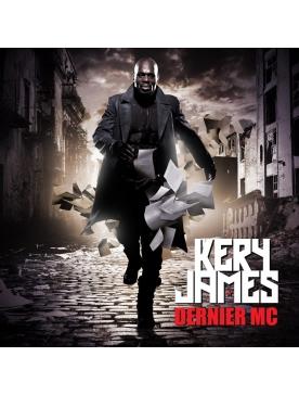"Album Cd ""Kery James - Dernier Mc"""