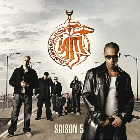 "Album Cd ""Iam - Saison 5"""