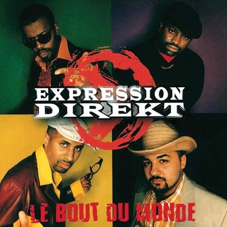 """Album vinyle """"Expression Direkt - le bout du monde"""""""