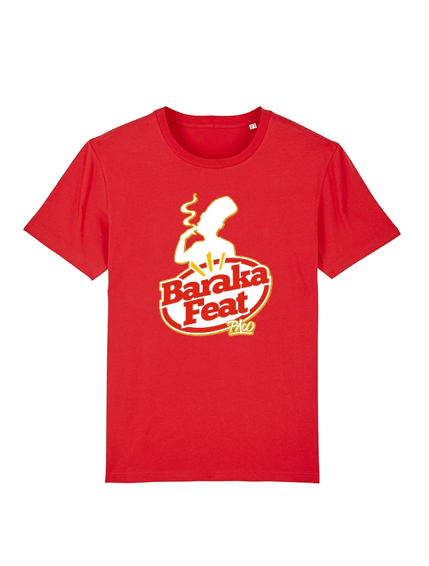 T-shirt Paco - Baraka Feat Rouge