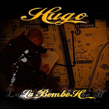 "Album Cd ""Hugo TSR- La bombe H"""