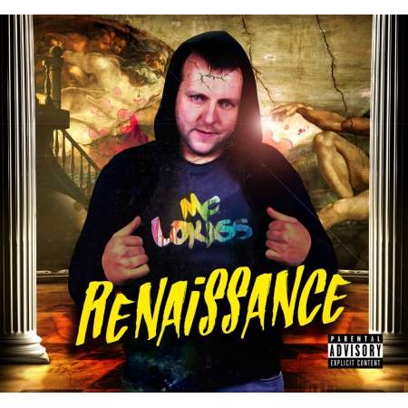"Album Cd ""Mc Lokass -Renaissance"""