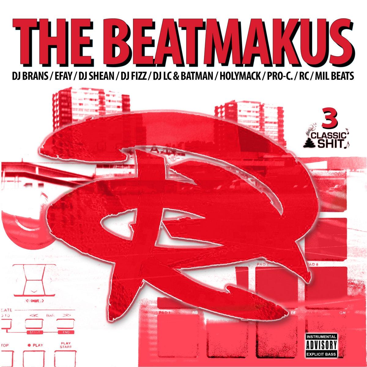 """Album Cd """"The RC Beatmakus volumes 3"""""""