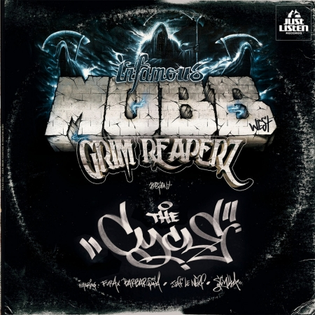 "EP Vinyle ""Grim Reaperz & Infamous Mobb West - The Cycle"""