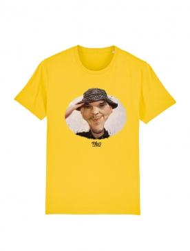 Tshirt - Paco Amuse Gueule Jaune