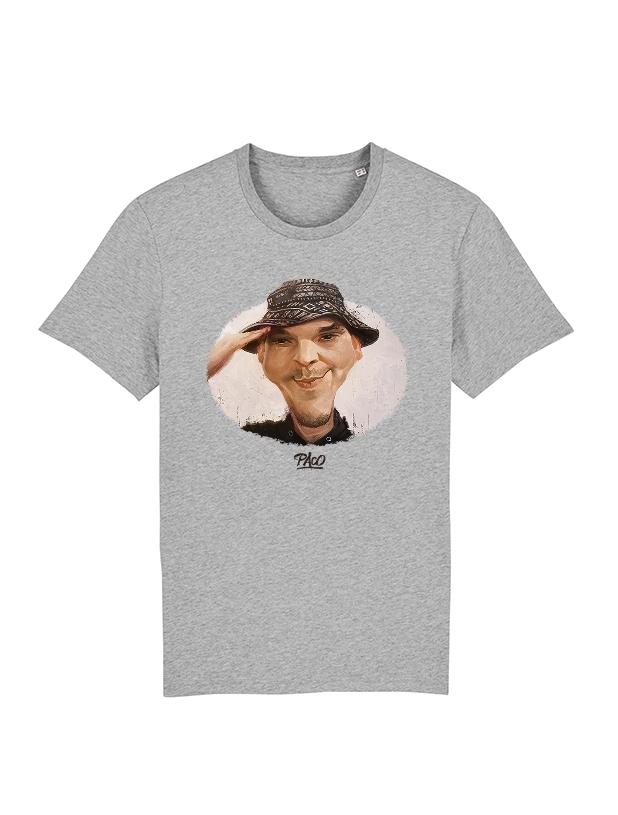 Tshirt - Paco Amuse Gueule Gris