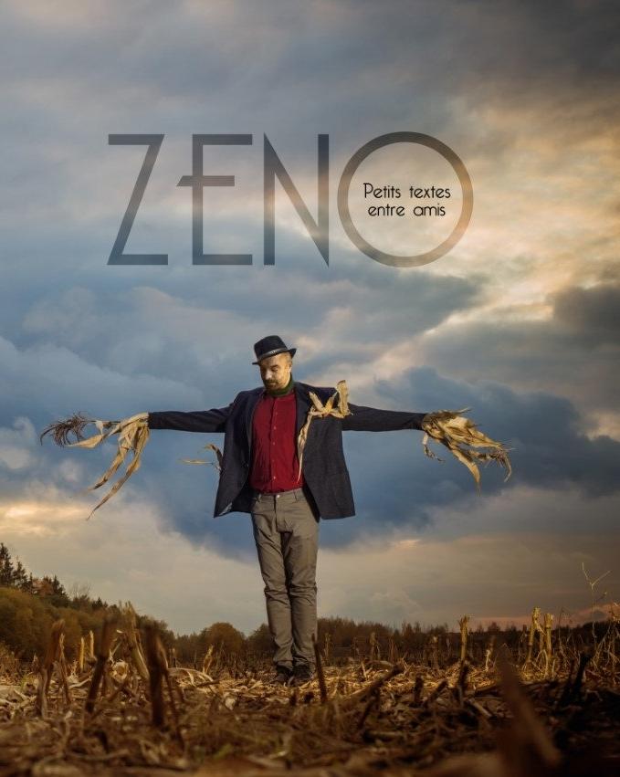 "Livre ""Zeno - Petits texte entre amis"""