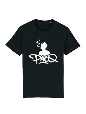 Tshirt - Paco Logo Noir