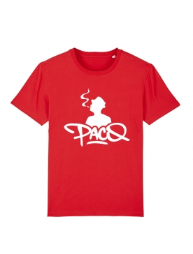 Tshirt - Paco Logo Rouge