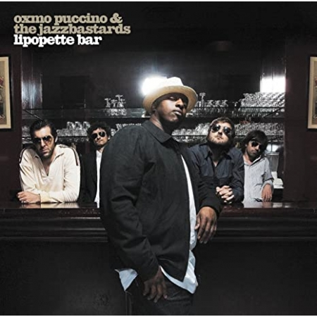 "Album vinyle ""Oxmo Puccino and the Jazzbastards"""