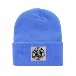 bonnet scred connexion bleu clair