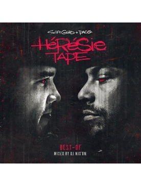 "Album Cd ""Swift Guad & Paco - Hérésie Tape"""