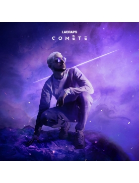 "Album cd ""Lacraps - Comète"""