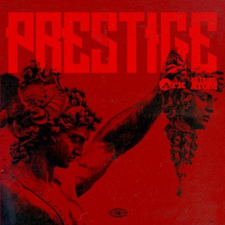 "Album Vinyle ""ATK & Ul'Team Atom - PRESTIGE"""